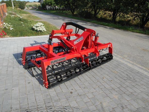 AgReGaT z hydropakiem Agros-machinery (uprawowo-siewny) Nowy !!!