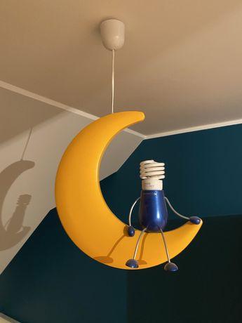 Lampa wisząca księżyc