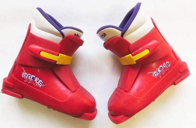 Buty narciarskie ALPINA 18,0 29,0 dziecięce uzywane NARTY
