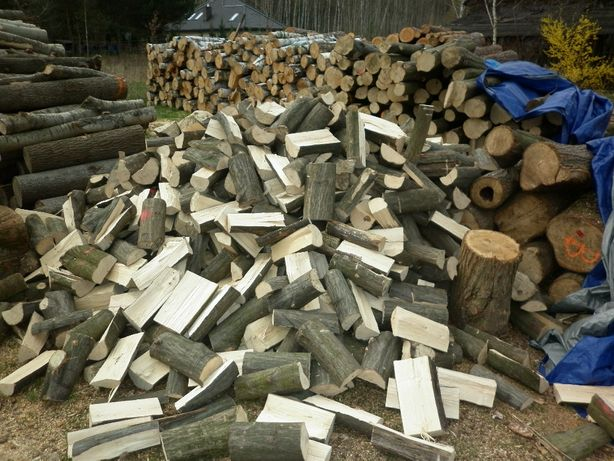 Drewno kominkowe i opałowe grab 30cm