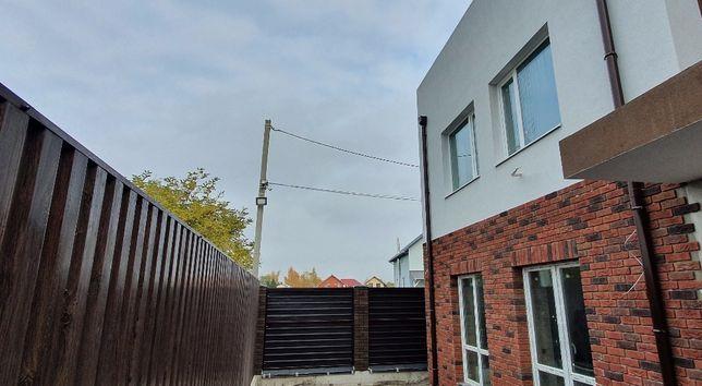 Продаж будинку таунхаус 119,6м2 з цегли. 3км від Києва Троєщина, Погре