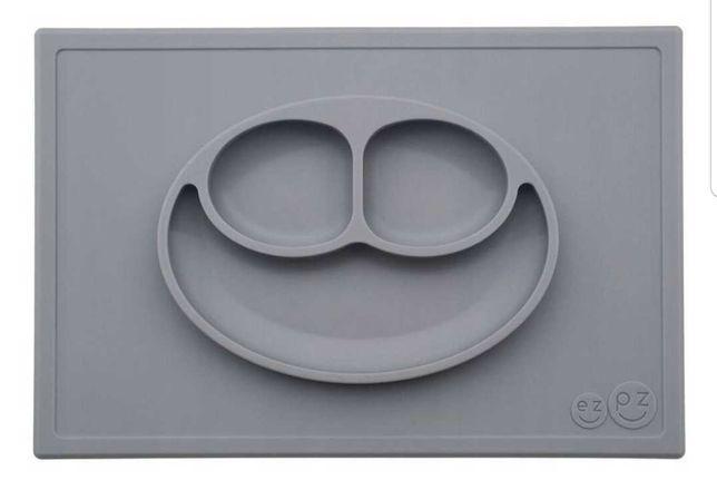 EZPZ sylikonowy talerzyk podkładka mata