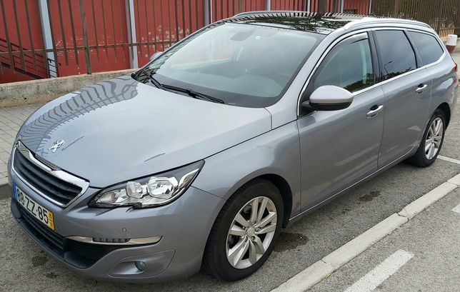 Peugeot 308/1.6/2015 (Teto panorâmico)