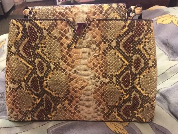 Продам сумку- чемоданчик, кожа ,фирмы YVES SANTA LAURENT