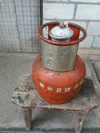 Балон газовый 5л с редуктором