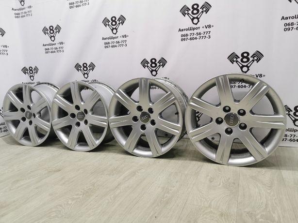 Диски Audi A6С6 R16 Р16 5x112 ET42 7J