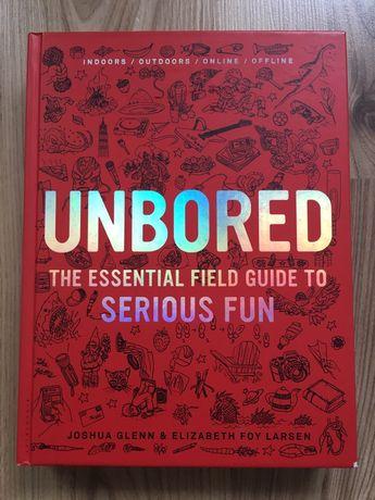 Unbored - książka po angielsku dla dzieci i rodziców