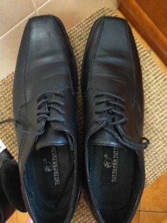 Męskie buty wizytowe 44 Tutto Per Tutto