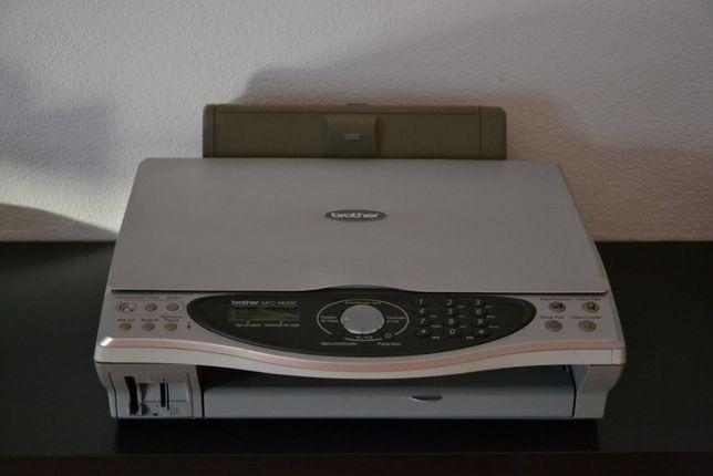 Impressora Multifunções Brother MFC – 4820 C