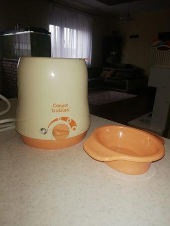 Podgrzewacz do pokarmu/ butelek/ słoiczków Canpol Babies
