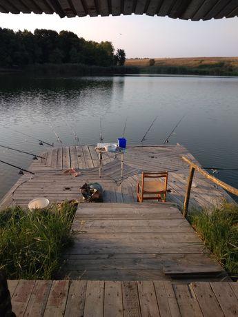 Увага! Ставок. Відпочинок, риболовля, спортивні змагання.Аренда.