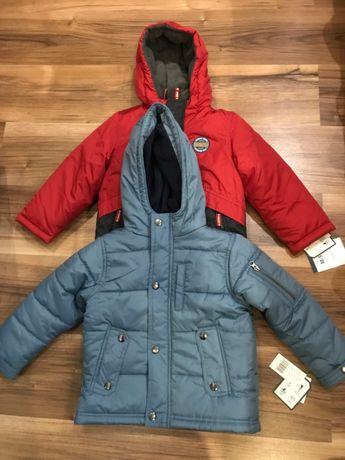 Детские теплые куртки Osh Kosh на 5-6 лет