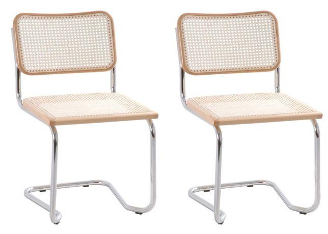 Krzesło do kuchni salonu Holm 2 szt.+2 szt. M022