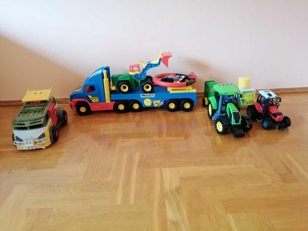 Paka pojazdów dla chłopca