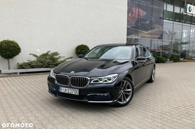 BMW Seria 7 Zadbany//SalonPL//