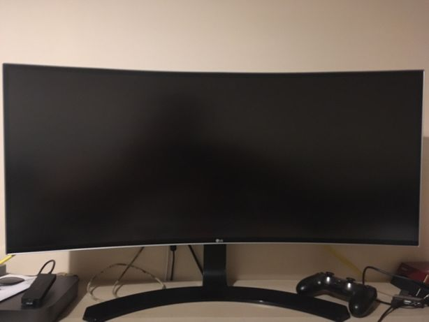 LG 34UC88-B Ultrawide HD zakrzywiony