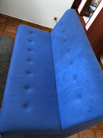 Sofá Azul perfeito