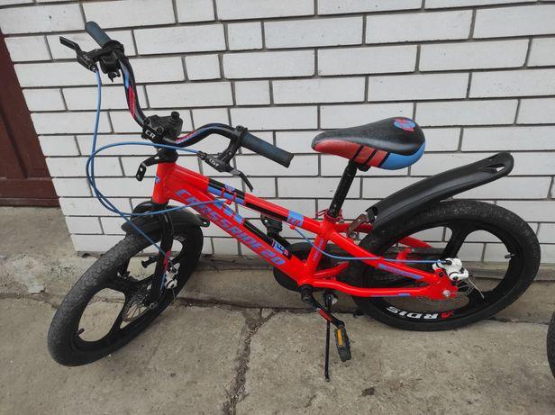 Велосипед спортивный детский