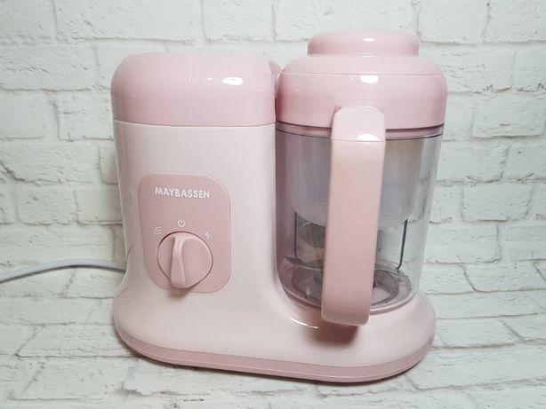 Пароварка-блендер Maybassen 4 в 1 кухонный комбайн детское питание