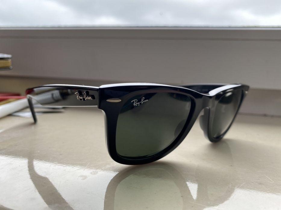 Okulary przeciwsloneczne Rayban Puck - image 1