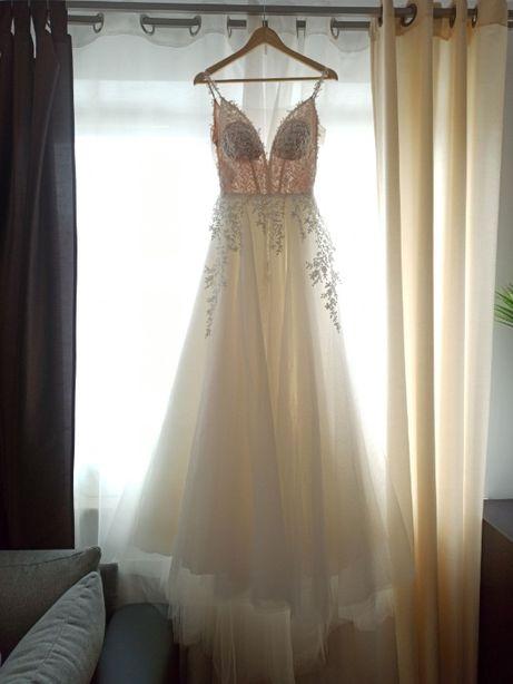 NOWA Suknia ślubna 34