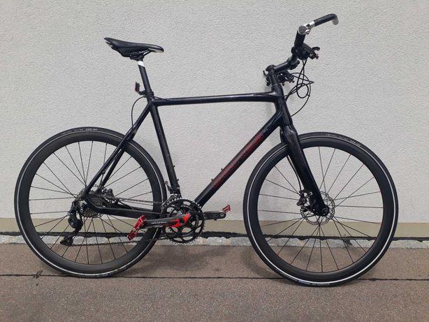 Rower DBIKES ze Szwajcarii, karbon.