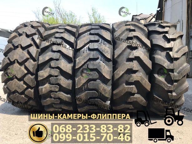 Шины на JCB 3CX 4CX 10.5/12.5/80-18, 16.9-24-28-30, 18.4-26-30 камера