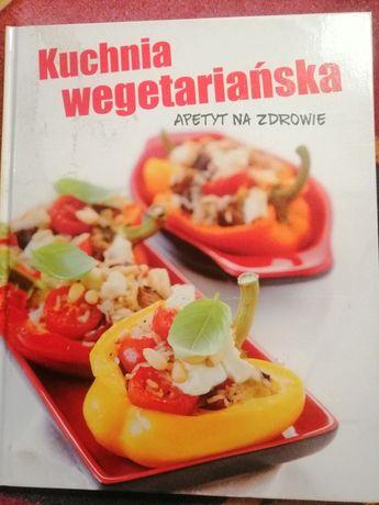 Książka Kuchnia Wegetariańska