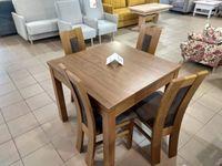 Zestaw stół + 4 krzesła   Dowóz na telefon  