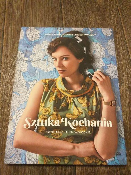 Sztuka Kochania Film DVD
