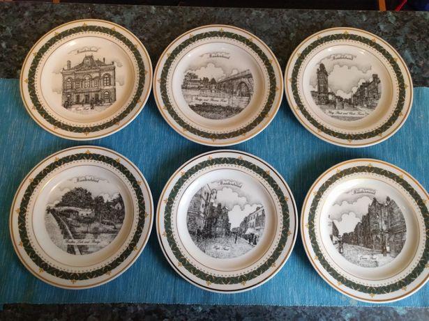 Коллекционные тарелки из Англии
