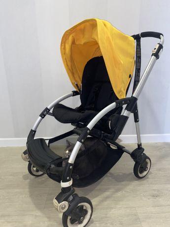 Прогулочная коляска Bugaboo Bee yellow/ Black