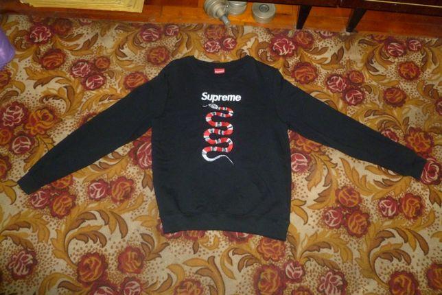 Свитшот свитер Supreme размер L
