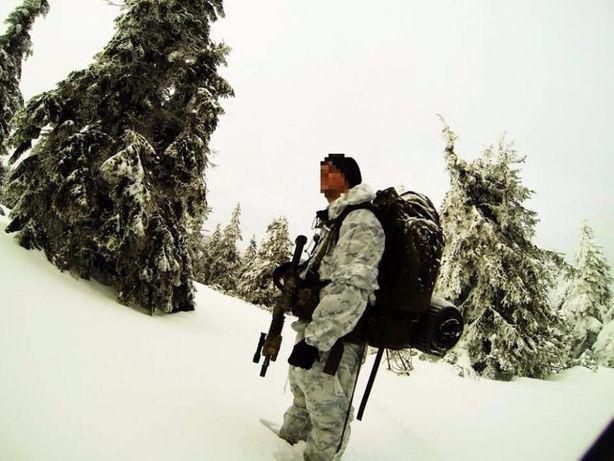 Маскхалат зимний мультикам multicam alpine