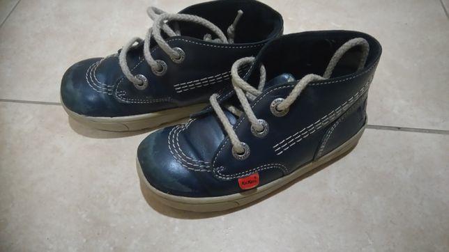 botas menino tamanho 27