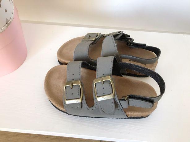 Nowe sandałki unisex rozm 30 17 cm