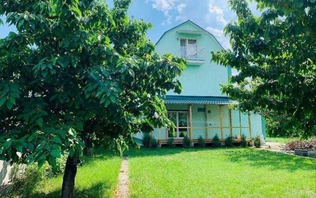 Сдам дом сауна,бильярд,шикарный сад Осокорки Славутич 3,5км ул.Садовая