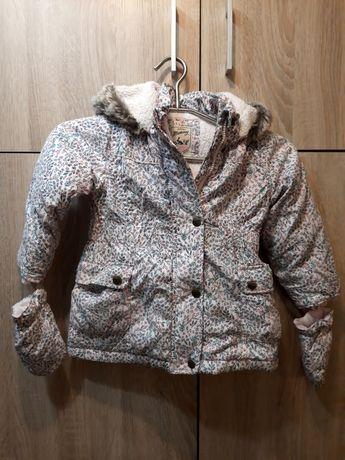 Куртка для дівчинки (3-4 роки)