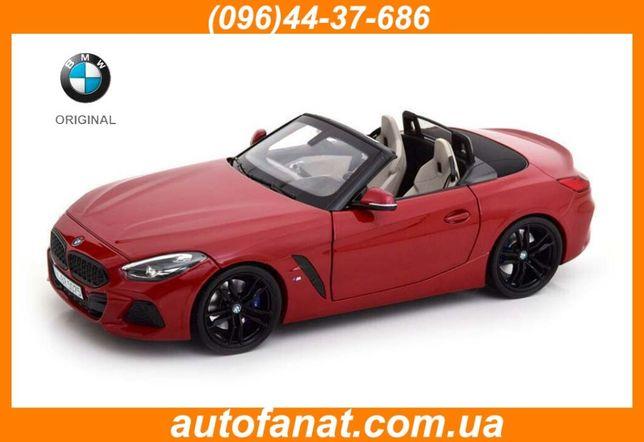 Модель автомобиля BMW Z4 Roadster (G29) Машинка моделька бмв Оригинал