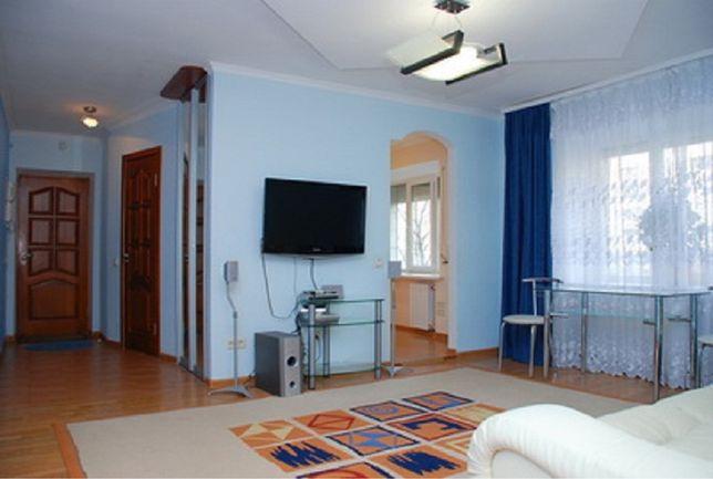 3-х комнатная квартира в центре Киева