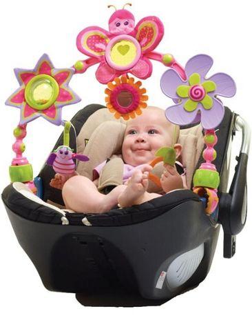 Łuk do wózka fotelika łóżeczka z zabawkami Tiny Love Mała Księżniczka