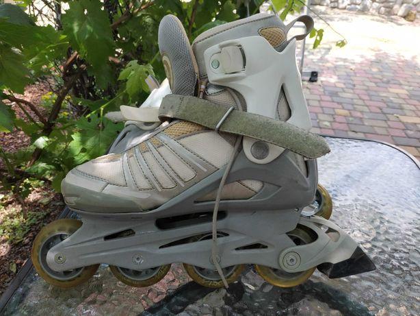 Ролики Rollerblade размер 39 25 по стельке