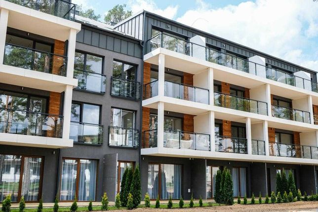 Apartament nad jeziorem Necko- Ośrodek Marina Borki budynek Zefir