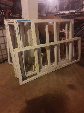 Drzwi i okna pcv z demontażu