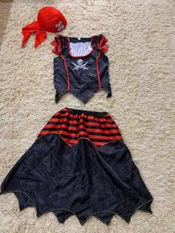 Игровое платье Эльза , Белль на11-13лет, пиратка разбойница на10-12лет