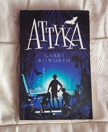 """Książka """"Attyka"""" Garry Kilworth dla młodzieży i nie tylko"""
