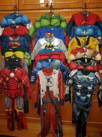 Карнавальный костюм Супергероя,2-10л. На рост от 128см.цену уточняйте