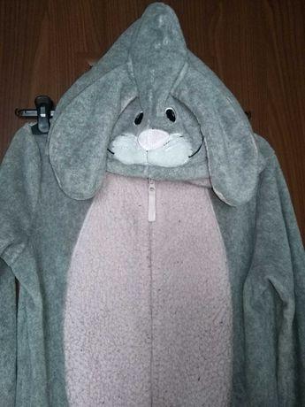 Kombinezon królik piżma dres
