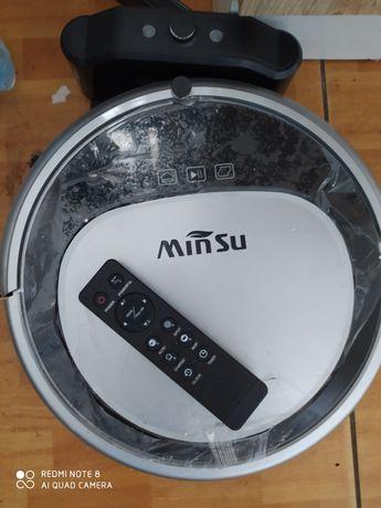 Odkurzacz mopujący MinSu MSTC09
