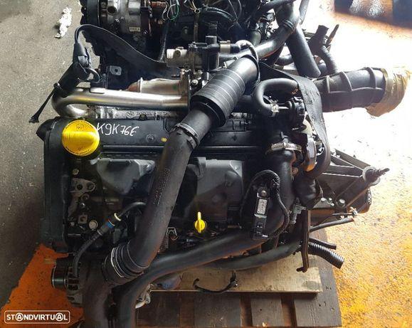 Motor Renault Clio III / Kangoo 1.5 Dci Ref: K9K766